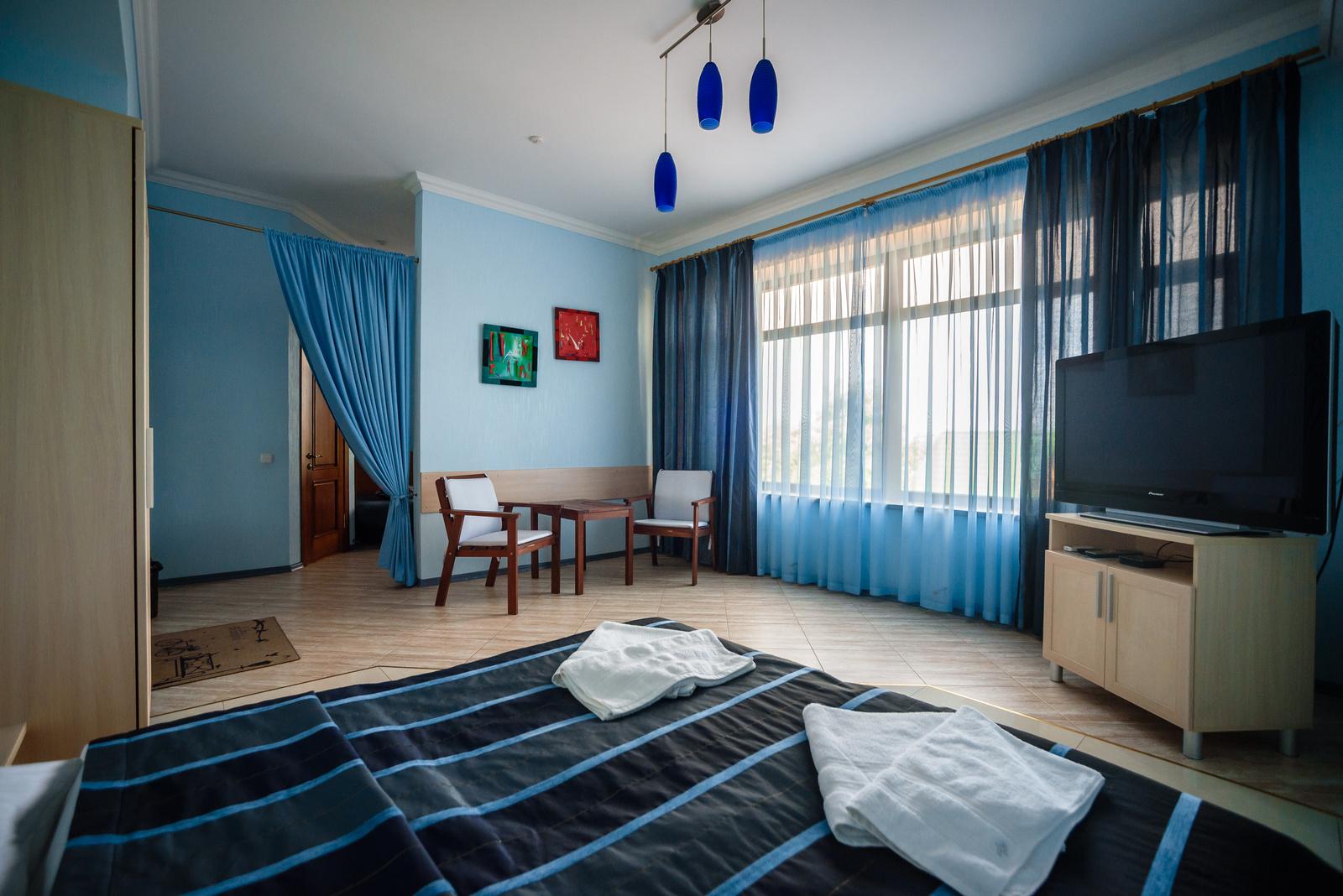 №1 Студия – Номер для комфортного отдыха на Азовском море