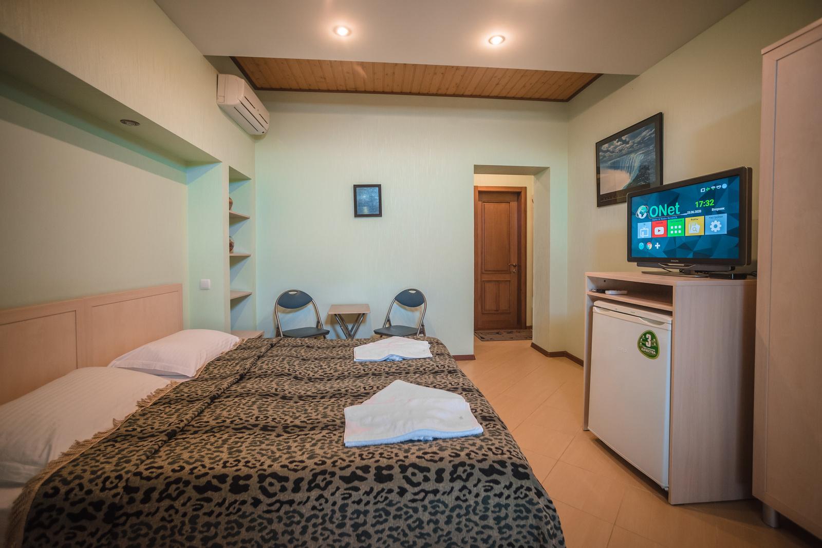 Номер Дабл №5 — Отель Амальтея. Бердянск. Фото 2
