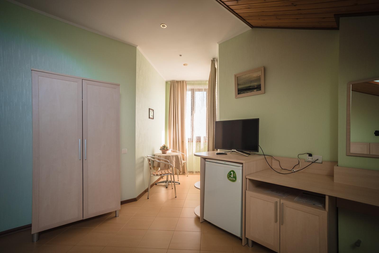Номер Люкс №6 - Отель Амальтея